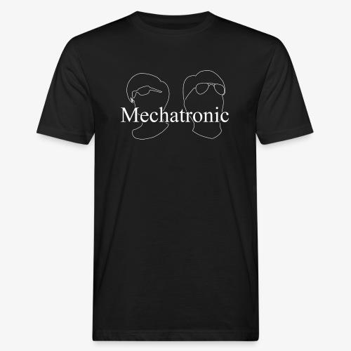 Mechatronic Logo - Ekologisk T-shirt herr