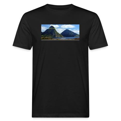 believe in yourself - Men's Organic T-Shirt