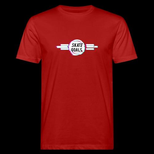 GLITCH SERIES - Mannen Bio-T-shirt