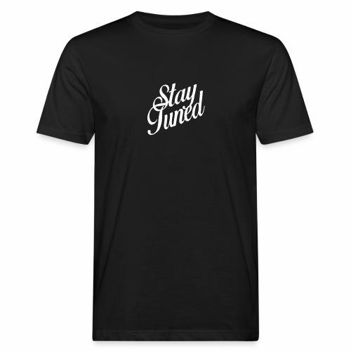 Restez à l'écoute - T-shirt bio Homme