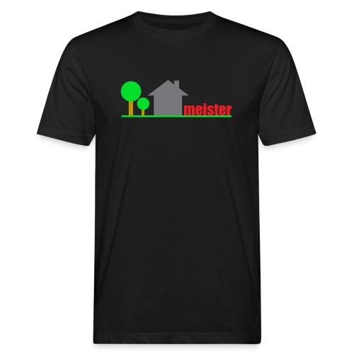 Hausmeister - Männer Bio-T-Shirt