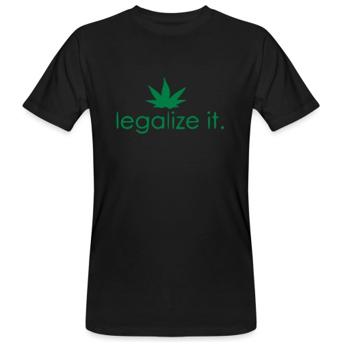 LEGALIZE IT! - Men's Organic T-Shirt