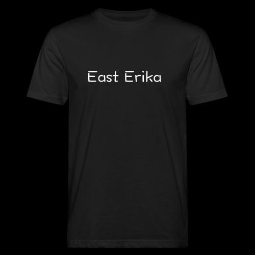 East Erika logo - T-shirt ecologica da uomo