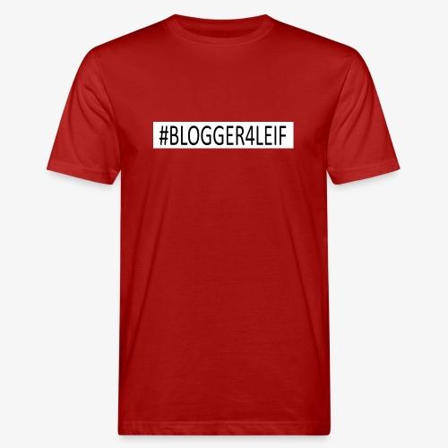 #Blogger4leif - Organic mænd