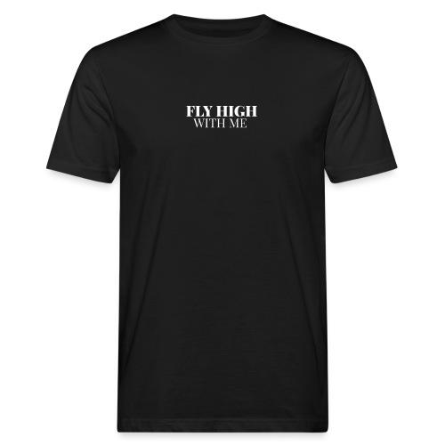 FLY HIGH - Männer Bio-T-Shirt