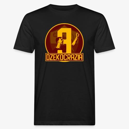 Dzekocrazia Pura - T-shirt ecologica da uomo