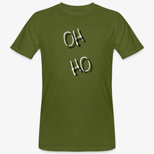 OH HO - Men's Organic T-Shirt