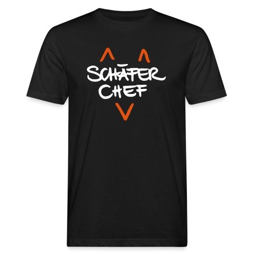 Schäferchef - Männer Bio-T-Shirt