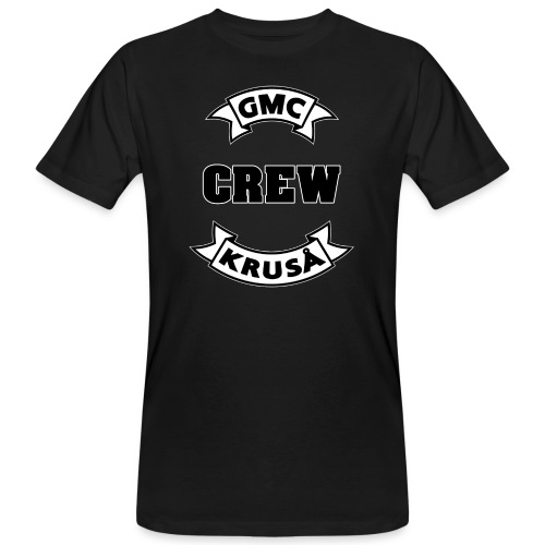 GMC CREWSHIRT - KUN FOR / CREW MEMBERS ONLY - Organic mænd