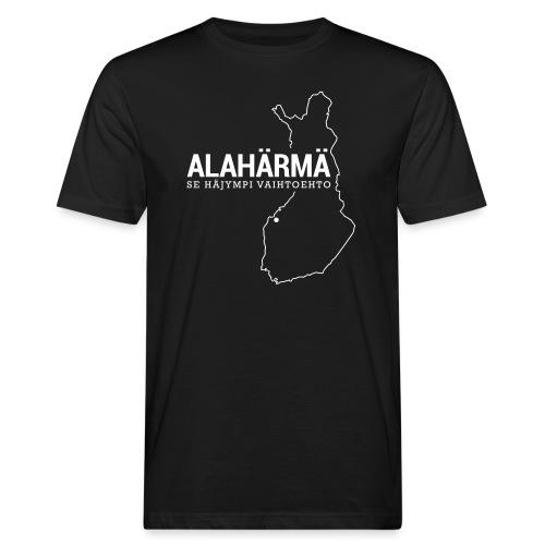 Kotiseutupaita - Alahärmä - Miesten luonnonmukainen t-paita