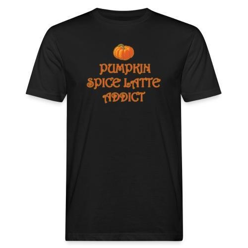 PumpkinSpiceAddict - T-shirt ecologica da uomo