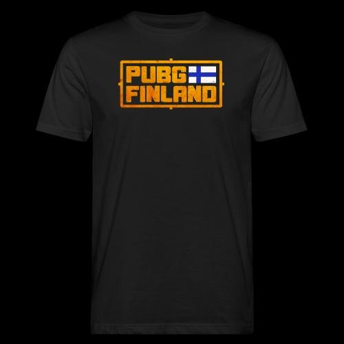 PUBG Finland - Miesten luonnonmukainen t-paita