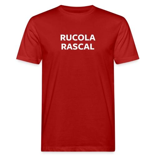 Rucola Rascal Night Mode - Men's Organic T-Shirt
