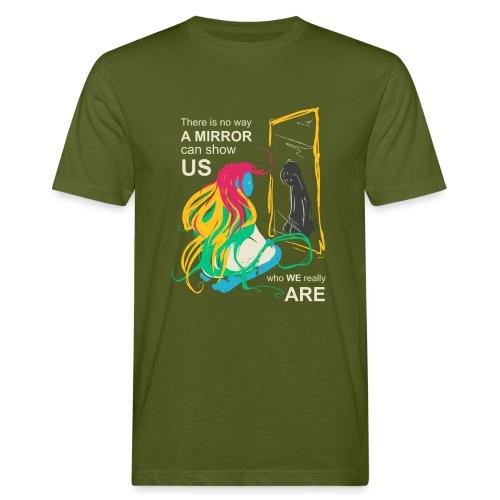Mirrors - Men's Organic T-Shirt