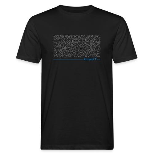 Phantom Collage // Kaskobi - Men's Organic T-Shirt
