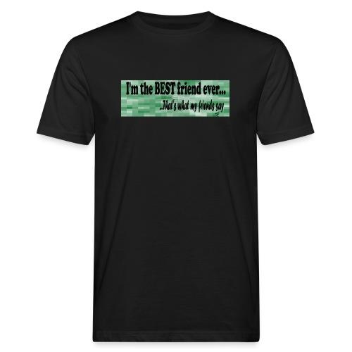 MOOD PHRASES - Camiseta ecológica hombre