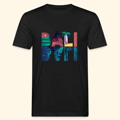 Bali Indonesien Insel Tropisches Paradies Ferien - Männer Bio-T-Shirt