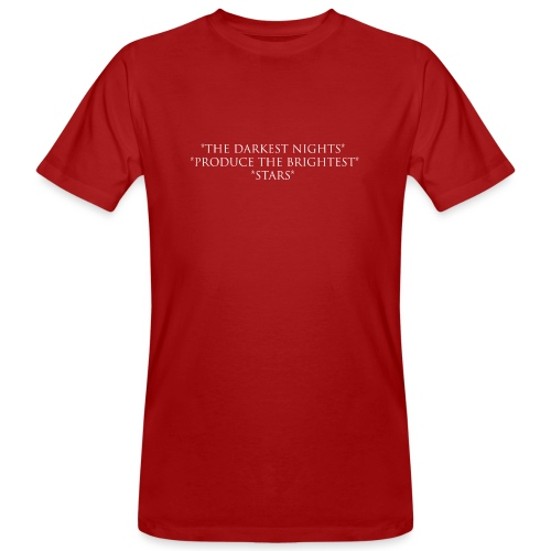 Night_W - Ekologisk T-shirt herr