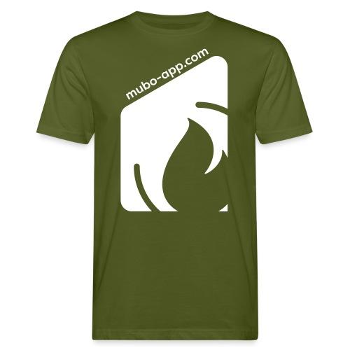 mubo box white - Men's Organic T-Shirt