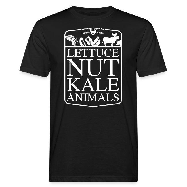LETTUCE NUT BALL ANIMALS