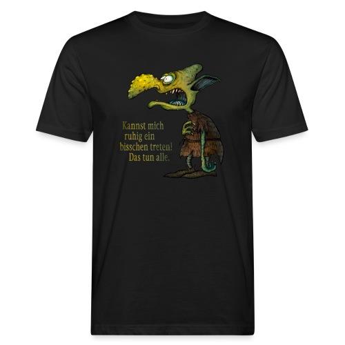 Stollentroll - Männer Bio-T-Shirt
