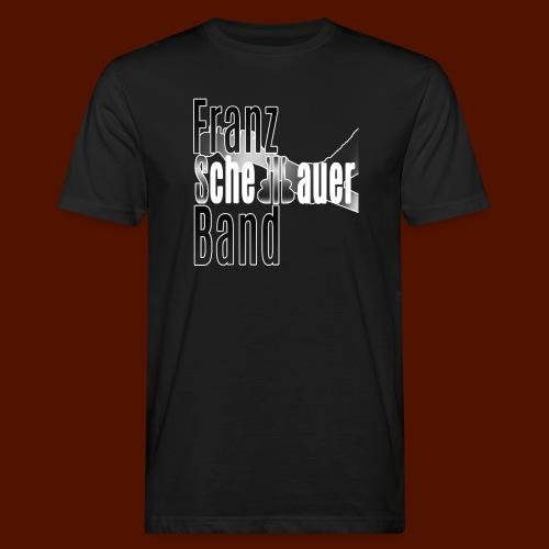 FSB Logo gray - Men's Organic T-Shirt