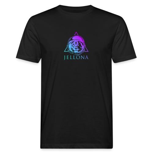 Jellona - space party - Miesten luonnonmukainen t-paita