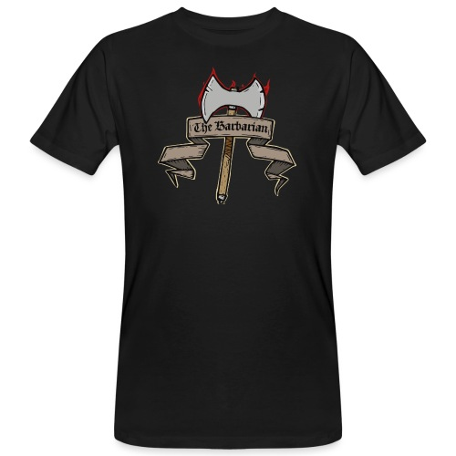 The Barbarian - Men's Organic T-Shirt