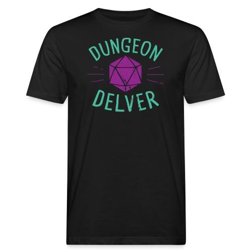 Dungeon Delver violet auqa - Men's Organic T-Shirt