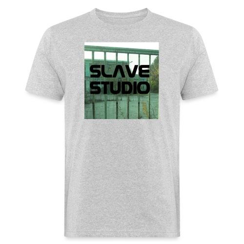 Logo_SLAVE_STUDIO_1518x1572 - T-shirt ecologica da uomo