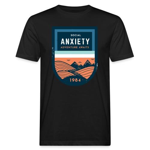 Social Anxiety Adventure - Men's Organic T-Shirt