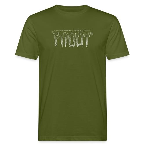 Horror PROUT - white - Men's Organic T-Shirt