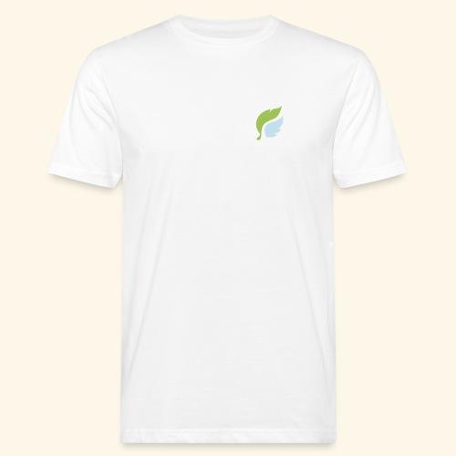 Akan White - Miesten luonnonmukainen t-paita