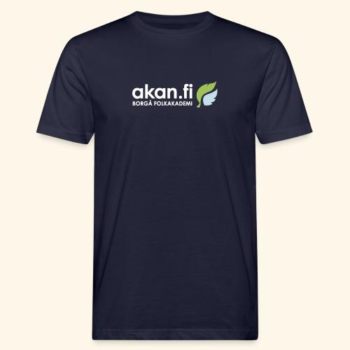 Akan White - Ekologisk T-shirt herr