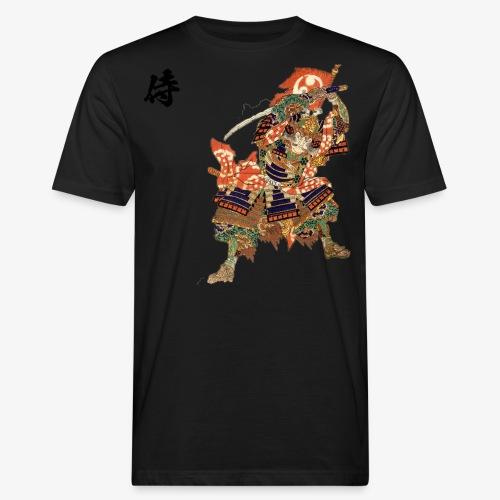 SAMURAI ESTAMPE - T-shirt bio Homme