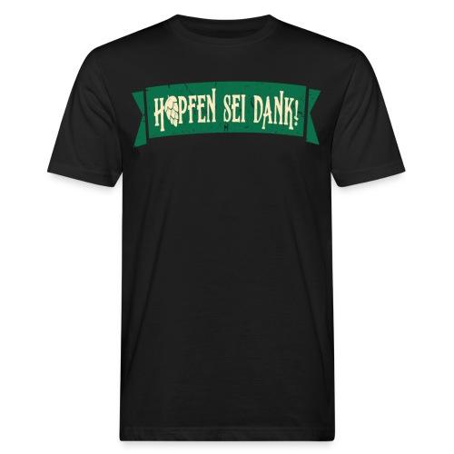Hobbybrauer Bier brauen Braumeister - Männer Bio-T-Shirt