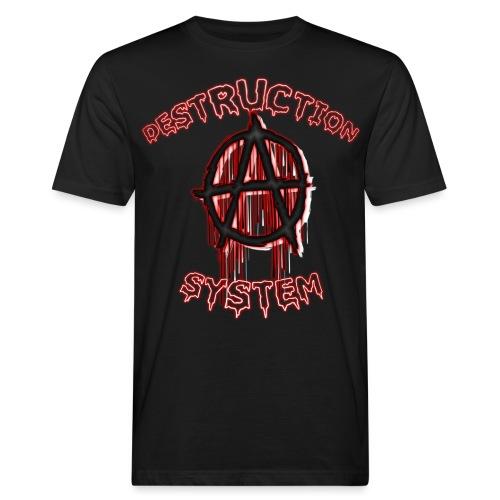 anarchy - T-shirt bio Homme