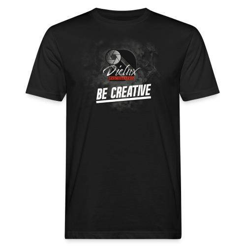 Be Creative 2 - Männer Bio-T-Shirt