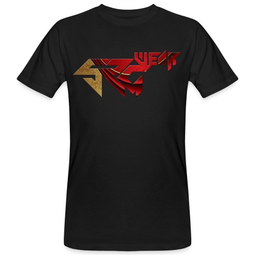 srgredgold png - T-shirt bio Homme