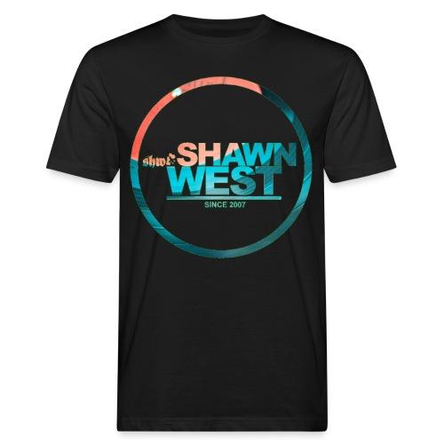 SHAWN WEST DISC JOKEY STYLE - Männer Bio-T-Shirt