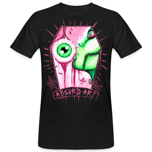 Eye Candy, by Absurd ART - Männer Bio-T-Shirt