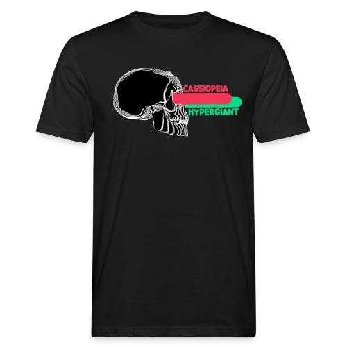 SkullEyes - Männer Bio-T-Shirt