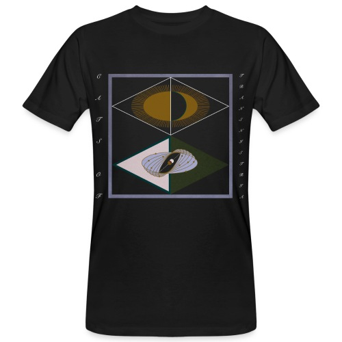 CATS OF TRANSNISTRIA: ALIGNING - Miesten luonnonmukainen t-paita