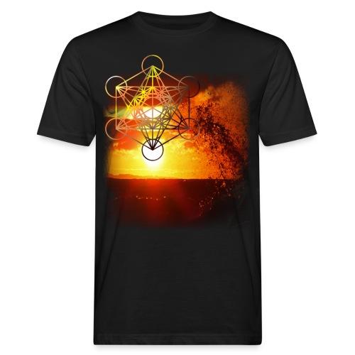 géométrie sacrée - T-shirt bio Homme