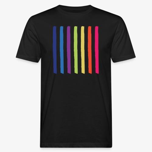 Linee - T-shirt ecologica da uomo