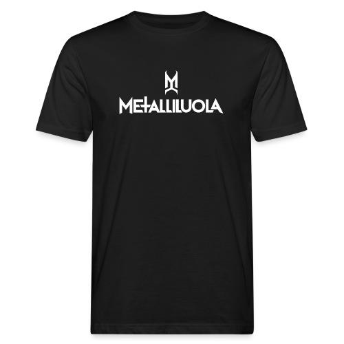Metalliluola - Miesten luonnonmukainen t-paita