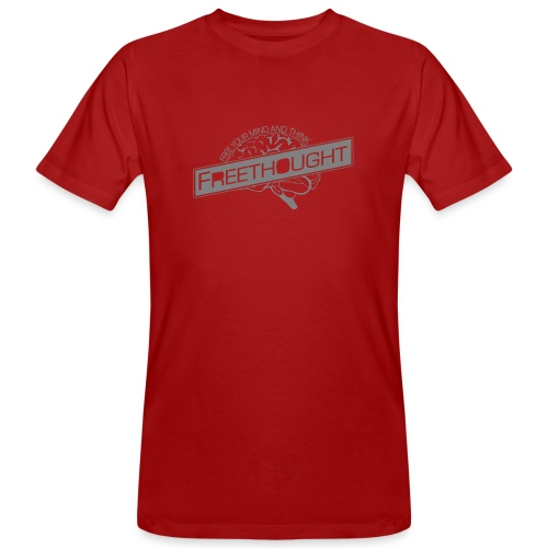 Freethought - Men's Organic T-Shirt