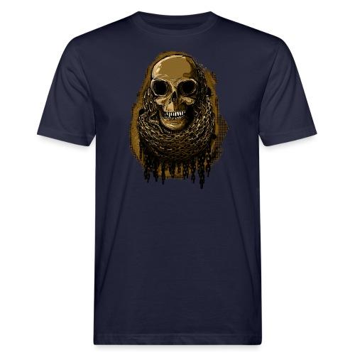 Skull in Chains YeOllo - Men's Organic T-Shirt