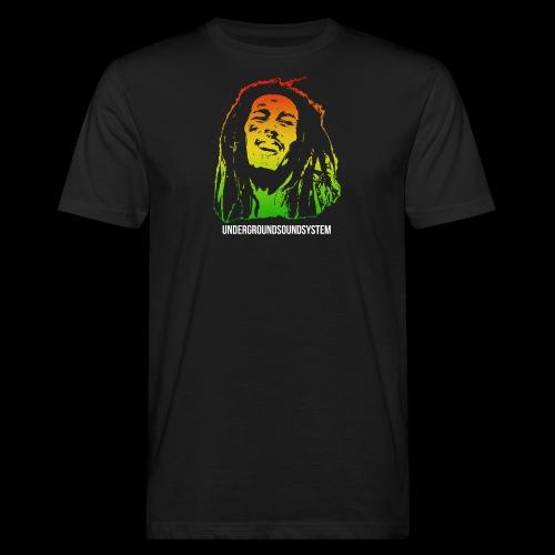 King of Reggae - Männer Bio-T-Shirt