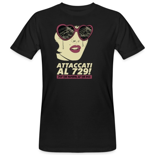729 copy 2 - T-shirt ecologica da uomo